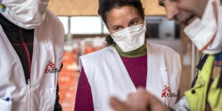 Coronavirus: Medici Senza Frontiere in prima linea contro la pandemia da Covid -19