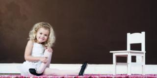 Scarpine: nel 65% dei bambini sono troppo strette