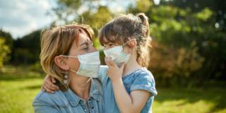 Mascherine per i bambini: quando usarle e quando non servono