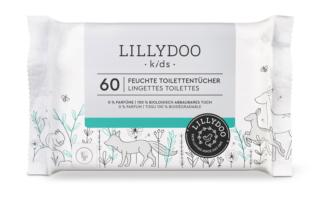 Lillydoo Kids, salviettine gettabili nel WC