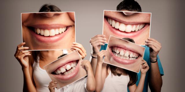Il sorriso perde smalto per colpa di dieta e drink