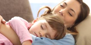 Melatonina, un aiuto per il sonno del bambino
