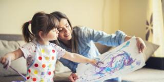 Carattere del bambino: i colori possono rivelarlo