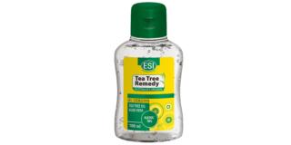 Tea Tree Remedy Gel Igienizzante Mani, Esi