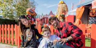 Halloween, nei parchi divertimento si può