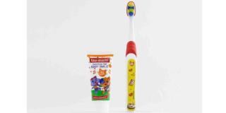 Set Oral Care Baby Smile Special Edition 44 Gatti, Tau-marin
