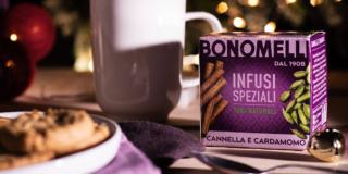 Infuso speziale Cannella Cardamomo, Bonomelli