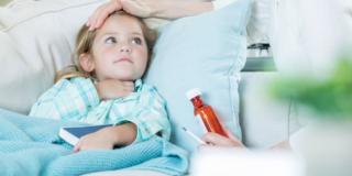 Il bambino ha la febbre: che fare?