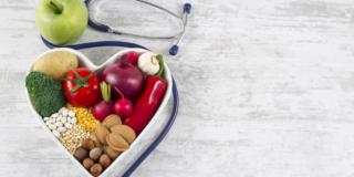 Mangiare sano previene le malattie del cuore
