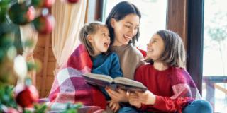 I libri per bambini da leggere insieme durante le vacanze di Natale