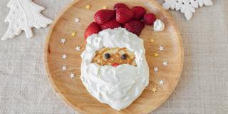Pancake Babbo Natale