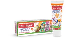 Dentifricio Baby Smile Special Edition 44 Gatti, Tau-marin