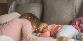 Quando dormirà tutta la notte il bambino? Di solito dopo i 6 mesi
