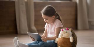 Covid-19: attenzione alla vista dei bambini