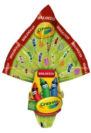 Uovo Crayola Balocco
