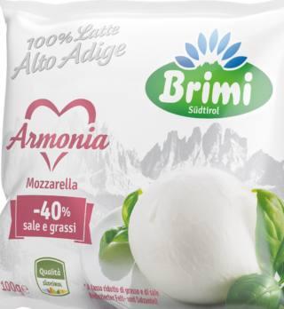 Mozzarella Armonia – Brimi