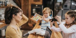 Smart working: quando il lavoro a casa diventa fonte di stress