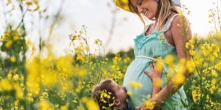 Gravidanza in primavera, i consigli di salute e benessere