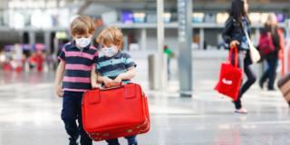 In vacanza con il Covid-19 … e i figli non vaccinati