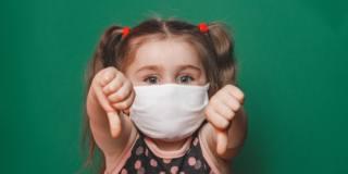 La pandemia sta danneggiando la salute mentale dei bambini