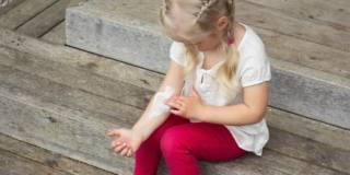 Bambini con psoriasi, una Scuola per fare ricerca