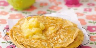Pancake con le mele