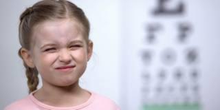 Miopia nei bambini: aumentata dopo il lockdown