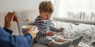 Capricci a tavola dei bambini: come affrontarli con serenità